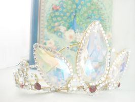 A Tangled Crown - Rapunzel's Tiara Crown #12 by angelyques
