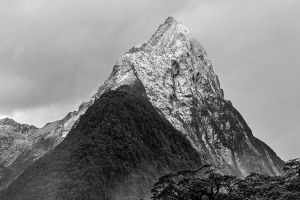 Mitre Peak by Mashuto