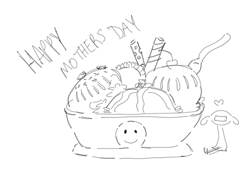 Happy Mothers Day by frapioca16
