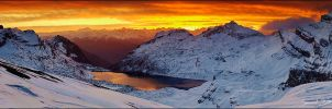 Lac de Salanfe by samuelbitton