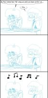 Blank - What Are You Trying to Say by Strabius