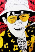 - . This is Bat Country . - by Solla-Damian