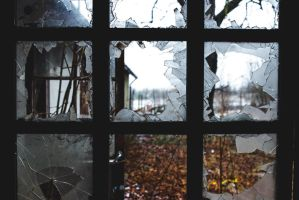 shattered glass by JonathanMH