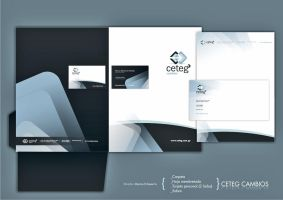 Corporate Image - CETEG by corelmania