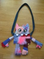 Scraps - A monster Bag by CreativeSoup
