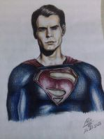 Man of Steel by RoysRoys