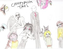 Creepypasta Time! by Konakoro