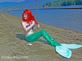 Ariel- Costume shot by sadako-yamamura