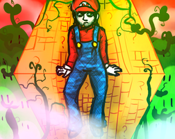 Vinesauce: Super Mario Eclipse by AkariMMS