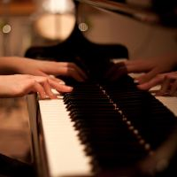 Piano Fingers by jclossphoto