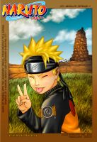 naruto cover 275 by KatiaST