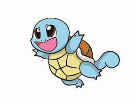 Squirtle by AliceBlueMudkip