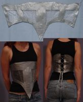 Bubble Wrap Corset by trinity-lea
