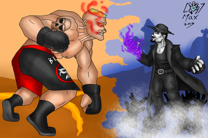SummerSlam 2015 by Hlontro