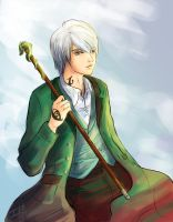 Jem Carstairs by Itamar-Cullen