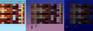 Tlk color chart complete by WingsofaButterfly202