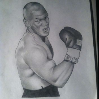 Mike Tyson by MonsterGrafix