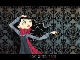 Lost Without You by forindet