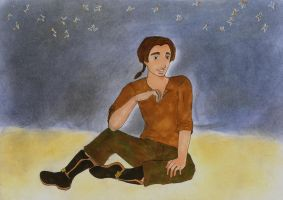 Jim Hawkins by Jenniej92
