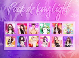 +Pack Light Icons by CosmicGirlLove