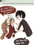 Tori Q4: Can I carry you? by AskTonyTheElf