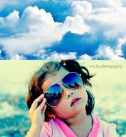 Head in the clouds by Nuxk