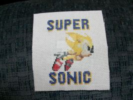 super sonic by cainslove