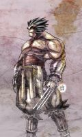 x men ninja Wolverine by toonfed
