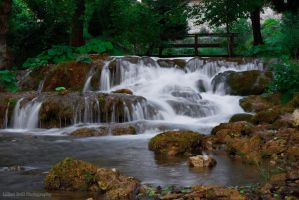 Rastoke Waterfall by LillianEvill