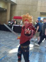DART - OTAKON 2015 2 OF 3 by Shen-fn-Woo
