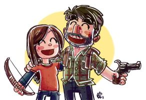 The Last of Us by unleveLedNate