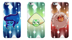 Homeworld Gems Phonecases by ShayGar