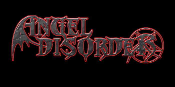 LOGO ANGELDISORDER by GreatC0ldDistance