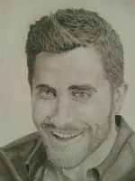 Jake Gyllenhaal 2 by CellarDoor91