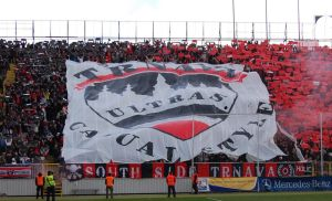 Ultras Trnava Casual Style by FCST23
