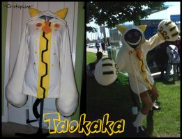 Taokaka cosplay by Cristophine