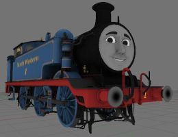 Thomas RWS by bonjourmonami