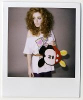 Mickey Mouse is Fashion Pola by Toeps