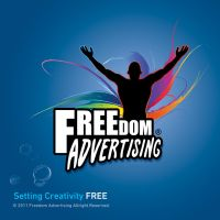 Freedom Advertising Logo by Poser96