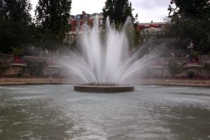 Fountain 02 by mordoc-stock