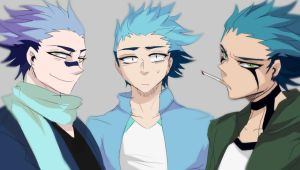 three Mordecai by GAN-91003