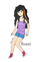 Void of All Emotion by Ruani