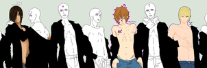 So Take Off All Ya Clothes by animelife4ever