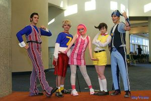 Welcome To Lazy Town by Hopie-chan