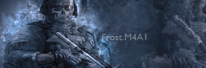 COD: Ghost sig with Text by FubblegumCF