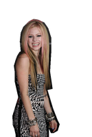 Avril Lavigne PNG by CyrusBiebeer
