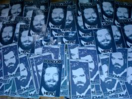Ryan Dunn Stickers by Caramelxcore
