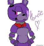 Fem!Bonnie by ThunderXLeaf