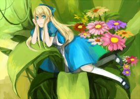 Alice Alice Alice by cullets