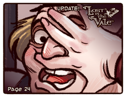 Lost in the Vale - Chapter 1 - Page 24 UP! by CrystalCurtisArt